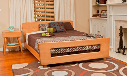 M530 Style Master Bed  www.Heywood-Wakefield.com